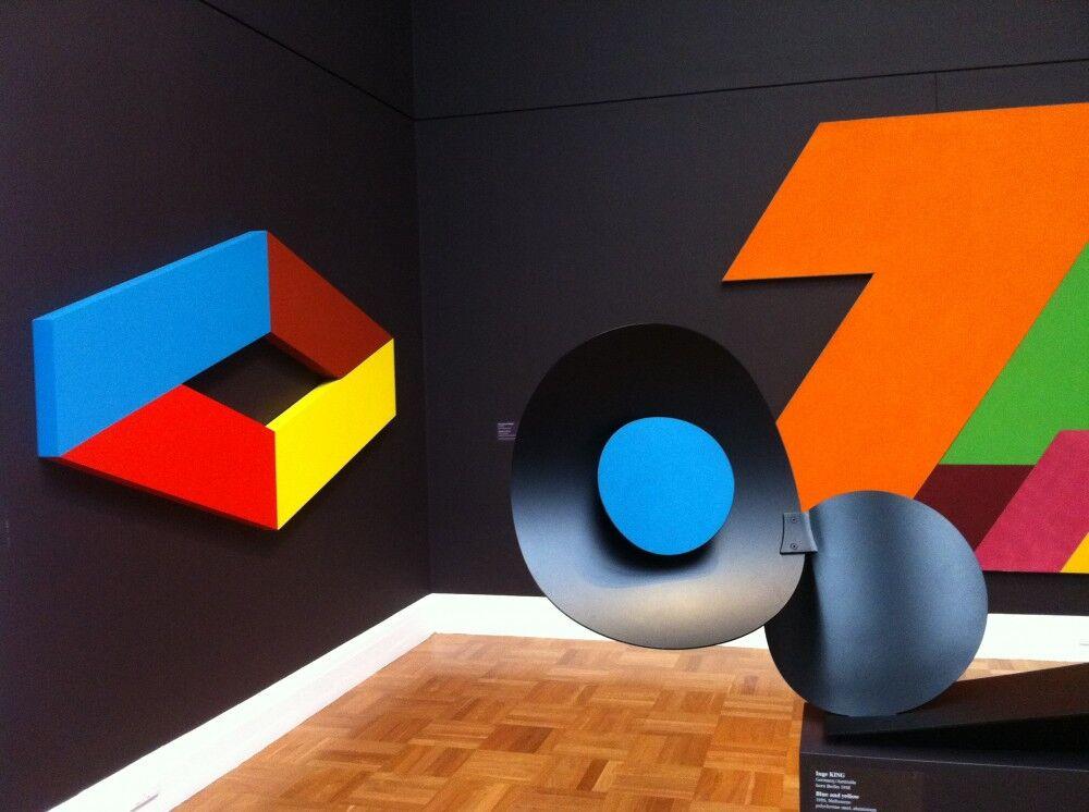 Art Gallery SA Installation: Genus 1 No. 2