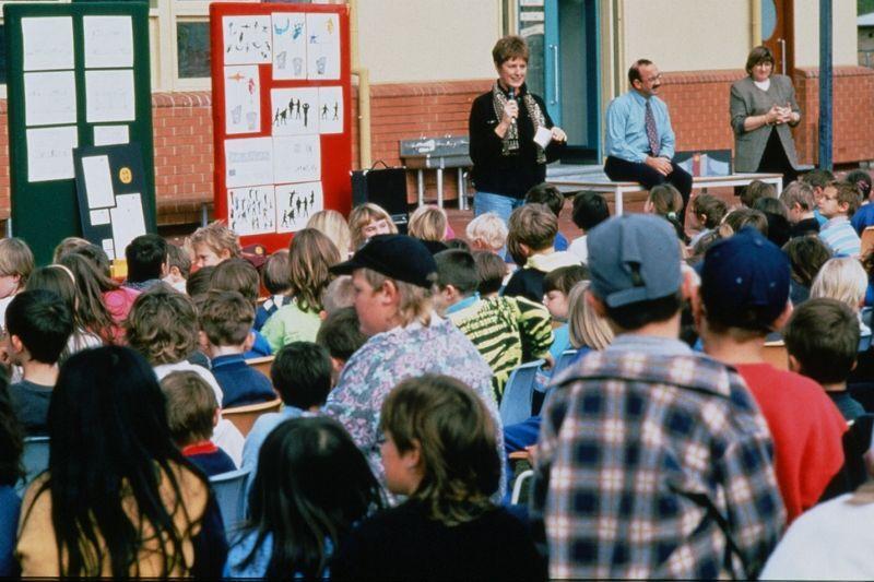 Swallowcliffe Schools: