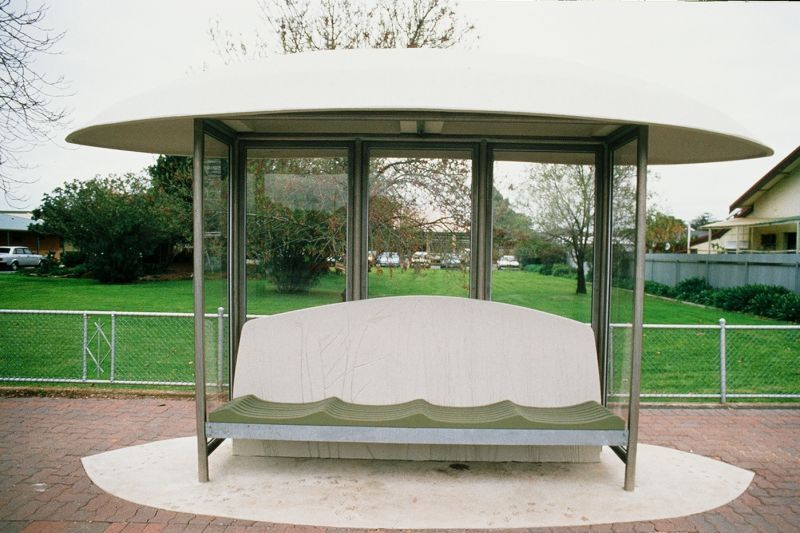Adelaide Arrive: Bus shelter