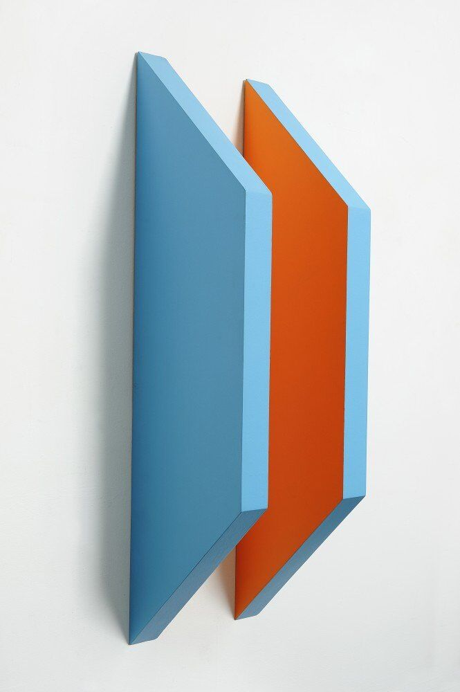 Colour Forms: Untitled: Queensland Art Gallery of Modern Art