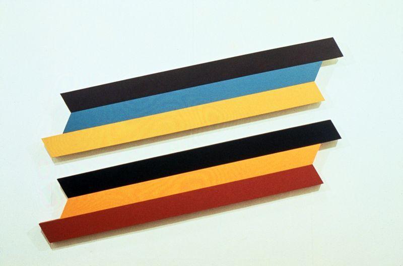 Colour Forms: Genus 0 No. 3