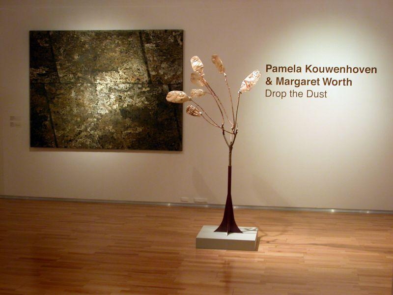 Drop the Dust: Installation Flinders University Art Museum, Adelaide SA