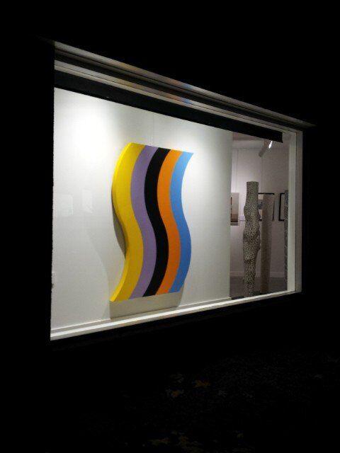 'Samsara 18' Justin Miller Gallery Sydney