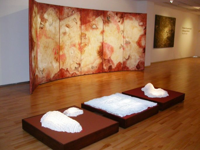 Installation Flinders University City Gallery