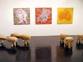 In the Top paddock: Riddoch Art Gallery installation