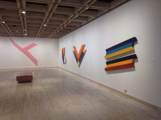 Art Gallery NSW 20th Century installation