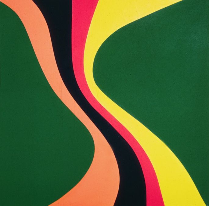 Colour Forms: Sukhavati No. 4