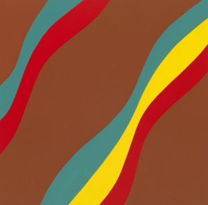 Colour Forms: Samsara 9 serigraph