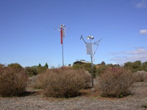 Video: Wind Instruments: Rain Chasers, Australian Arid Lands Botanic Gardens