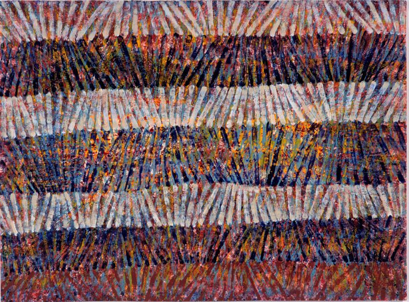 Land Marks: Grass Harp