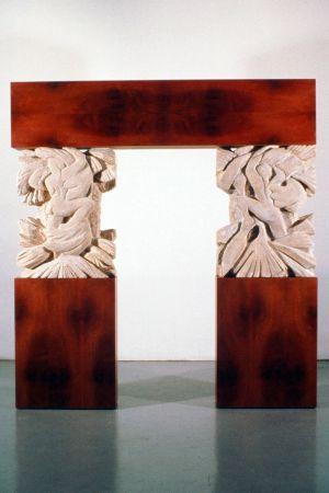 Forest Fragment:  Ogam Alphabet Piece