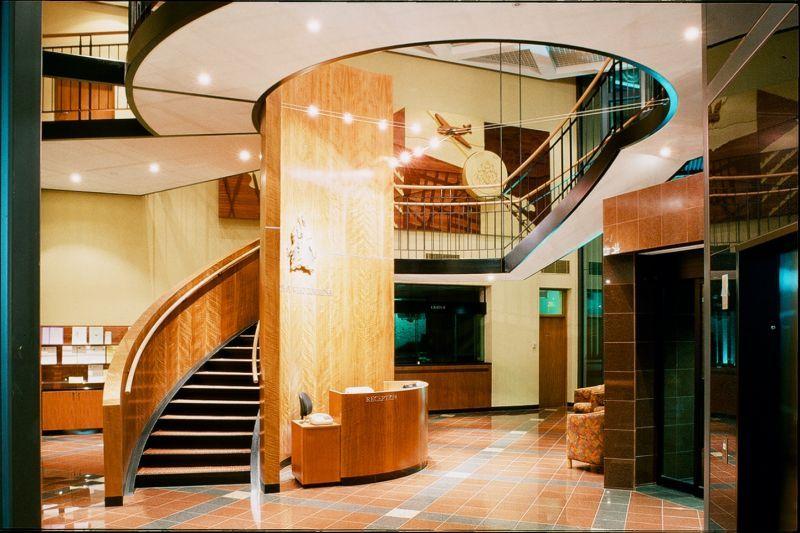 West Torrens Civic Centre: Interior