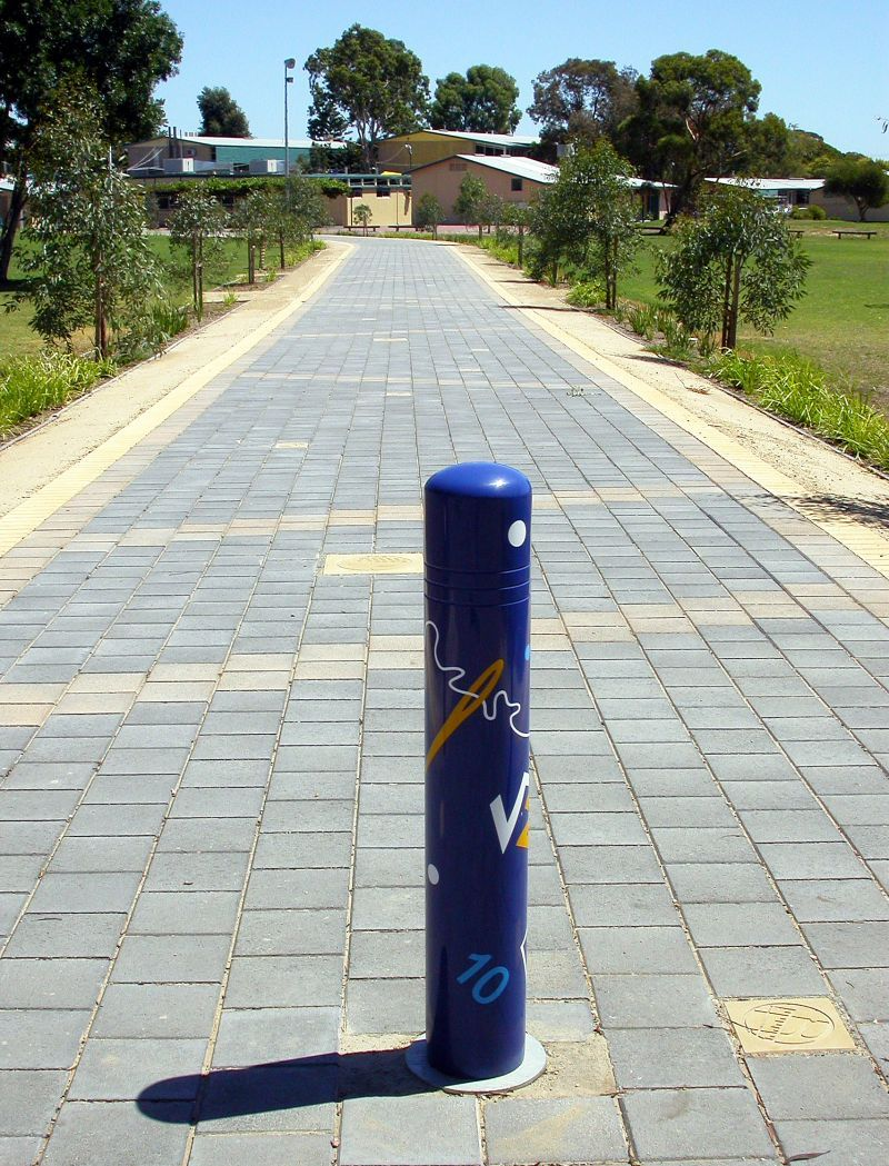 Learning Pathways: Bollard
