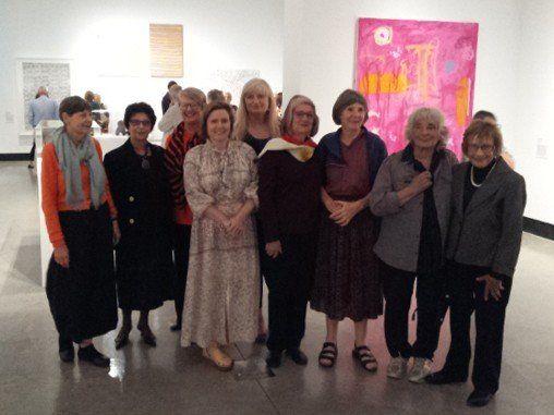 'Abstraction' NGA, Artist Group