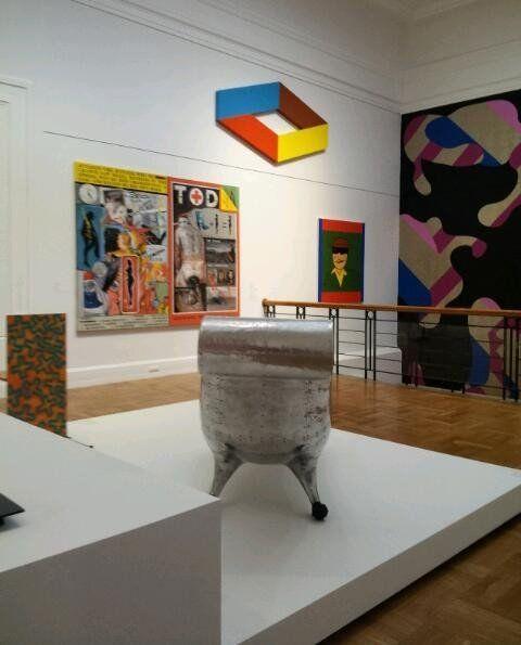Art Gallery SA installation with Genus 0 No. 2